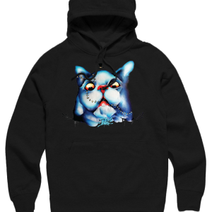 hoodies-black-putos-franken-kitty